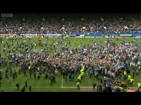 Sheffield Wednesday Win Promotion to the Championship 2012