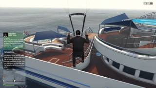 getlinkyoutube.com-Gta online How to get strippers  on your yacht