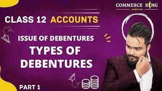 #79, class 12 Accounts (company accounts: debentures theory)