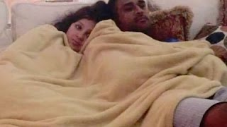 getlinkyoutube.com-MS Dhoni With Wife Sakhi Dhoni Crazy Love Birds Video Leaked