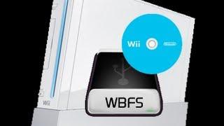 getlinkyoutube.com-Como Añadir Juegos Wii iso a una Unidad Usb en formato wbfs WBFS Manager