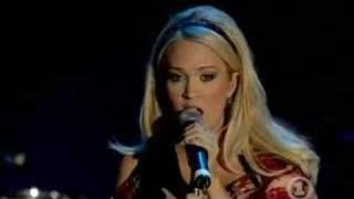 getlinkyoutube.com-Carrie Underwood and Heart - Alone