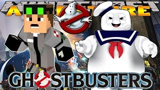 getlinkyoutube.com-Minecraft - GHOST BUSTERS - THE GHOST BUSTERS NEED OUR HELP w/ DONUT THE DOG