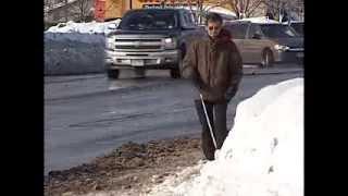 getlinkyoutube.com-A Blind Man's Story Through a Northland Winter (Fox 21 News)