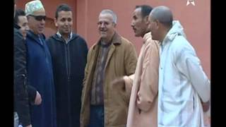 getlinkyoutube.com-Tamazight 07-12-2013 زيارة قناة الامازيغية لدوار السهب