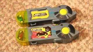 getlinkyoutube.com-Review: Micro Chargers, Quick Charge Cars from Moose Toys (Jump Track)
