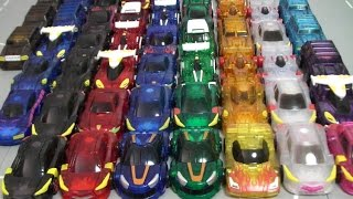 getlinkyoutube.com-터닝메카드 53대 장난감 Turning Mecard Car Robot Toys