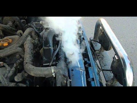 ЕЗДА БЕЗ ДАВЛЕНИЯ В СИСТЕМЕ ОХЛАЖДЕНИЯ - МАТЧАСТЬ #давление #печка #радиатор