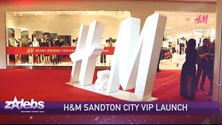 getlinkyoutube.com-Balmain X H&M VIP Launch Sandton