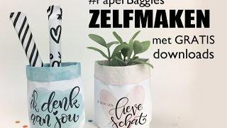 getlinkyoutube.com-Nieuwe #Paperbaggies in Pastel