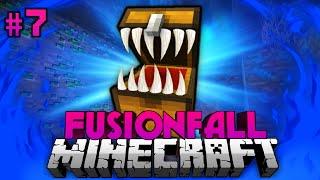 getlinkyoutube.com-Fleischfressende MONSTERKISTEN?! - Minecraft Fusionfall #007 [Deutsch/HD]