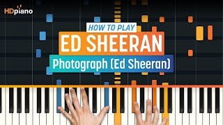 "getlinkyoutube.com-How To Play ""Photograph"" by Ed Sheeran 
