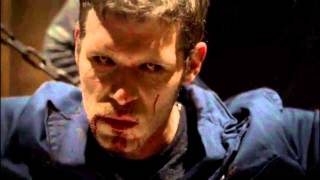 getlinkyoutube.com-The Originals 1x08 Klaus fights Marcel and his army