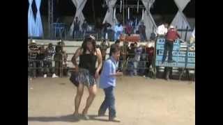 BAILANDO LA ABEJA MIOPE EN LA HUERTA ACATLAN DE OSORIO 2012