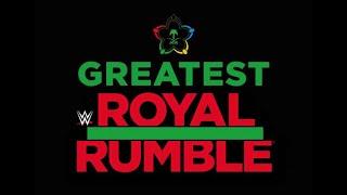WWE Announce 50-Man 'Greatest Royal Rumble'