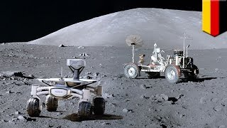 getlinkyoutube.com-Google Lunar X-Prize: Private German moon mission to inspect Apollo 17 lunar rover - TomoNews