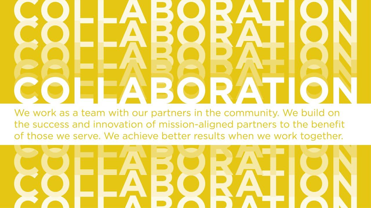 Core Values: Collaboration
