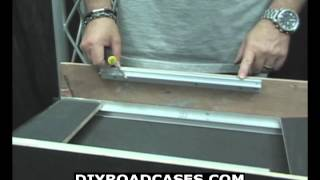 getlinkyoutube.com-DIY Road Cases ® Featuring Larry Cox - DJ Sliding Laptop Deck