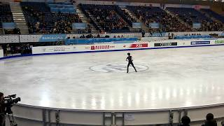 getlinkyoutube.com-20141213 Yuzuru Hanyu GPF Practice FS Run Through