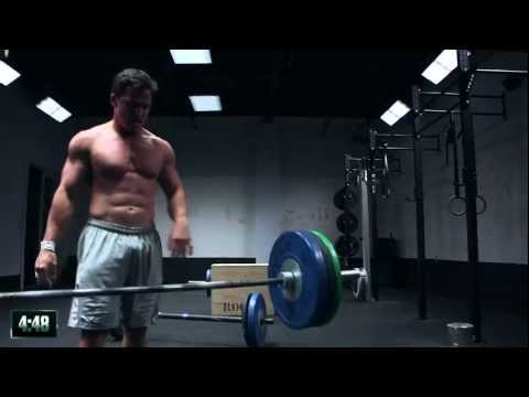 CrossFit - Josh Bridges on the 2012 Games Chipper Event