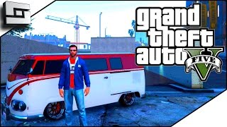 getlinkyoutube.com-GTA 5 DREAM CAR! - BF Surfer Location and Funny Moments