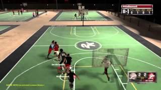 getlinkyoutube.com-NBA 2K16 MyPark - Defense & A Block Party