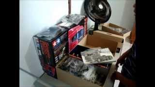 getlinkyoutube.com-Tamiya Scania R620 ---- Unboxing ----
