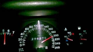 getlinkyoutube.com-Vectra A 3.0 V6 (220KM) - 255km/h