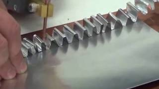 getlinkyoutube.com-Spot Welding Aluminum Sheets