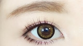 getlinkyoutube.com-How To : Sweet Innocence Eye Makeup