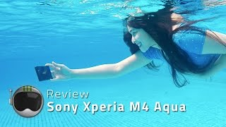 getlinkyoutube.com-Sony Xperia M4 Aqua - Review Indonesia