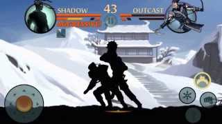 getlinkyoutube.com-shadow fight 2 - Experience of Shadow