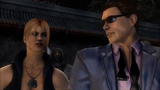 getlinkyoutube.com-Mortal Kombat (2011) - Story Mode