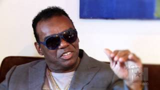 Ronald Isley Dishes On Time Behind Bars - HipHollywood.com