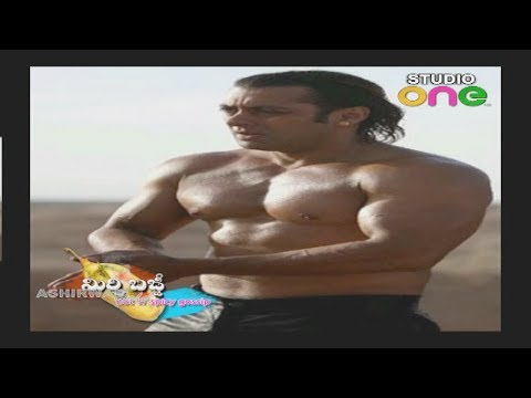 I didn't Have Sex Experience Says Salman Khan - Mirchi Bajji
