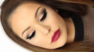 getlinkyoutube.com-URBAN DECAY GWEN STEFANI PALETTE TUTORIAL | LAURA SOMERVILLE