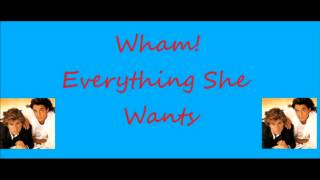 Wham! - Everything She Wants -- Grand Theft Auto V Song - Non-Stop Pop FM