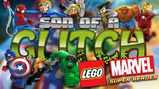 getlinkyoutube.com-Lego Marvel Super Heroes Glitches - Son of a Glitch - Episode 60