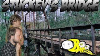 getlinkyoutube.com-Ghost of a Serial Killer - Investigation at Stuckey's Bridge (Savoy, MS) | Case #2
