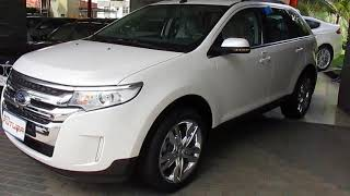 getlinkyoutube.com-Ford EDGE 3.5 Limited - 2013 - Auto Futura TV  (VENDIDO)