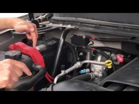 GMC Truck Electrical Error Fix