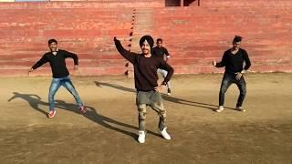 Bhangra ( Palazzo )   Kulwinder Billa & Shivjot   By Krishna Dance Academy