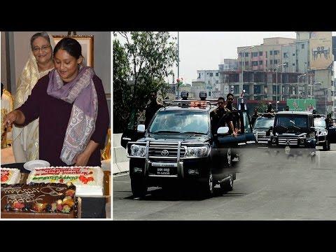 প্রথমবারের মত বেয়াই বাড়িতে গেলেন প্রধানমন্ত্রী | দেখুন কিভাবে আপ্যায়ন করা হলো | Sheikh Hasin News