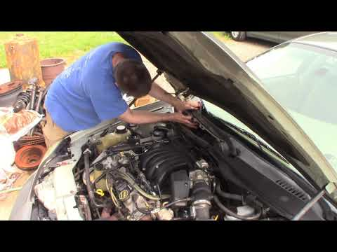2003 Mercury Sable Cabin Air Filter Replacement