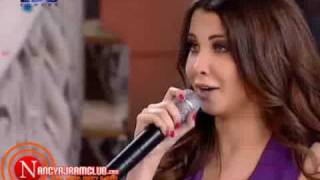 getlinkyoutube.com-Nancy Ajram Eftah Tefrah Miss Lebanon 2009