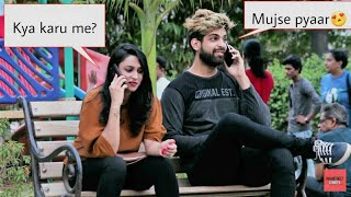 Epic - CALL CLASH PRANK GONE WRONG ! | PRANKS IN INDIA 2018 | HighStreet Junkies width=