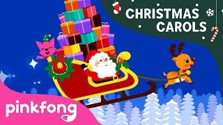 getlinkyoutube.com-Jingle Bells | Christmas Carols | PINKFONG Songs for Children