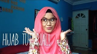 getlinkyoutube.com-Hijab Tutorial: Hijab with Glasses/Shades! | Farah