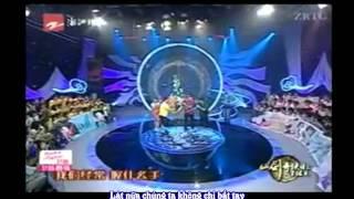 getlinkyoutube.com-[Vietsub]Tuyên Truyền Tam Tiên Tại Triết Giang (13072009)-Hồ Ca, Hoắc Kiên Hoa (part3)
