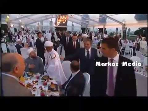 AP USTHAD WITH Turkey Prime Minister In A Ifthar M
